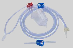 Maxi Filter with bovine tubing set